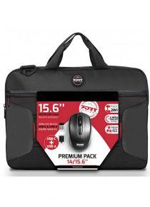 CUSTODIA PORT PREMIUM PACK + MOUSE WL - 501873
