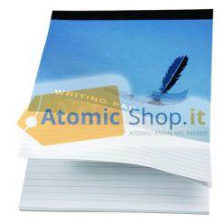 BLOCCO STENO BLOCK NOTES A4 RIGHE