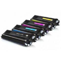 Toner compatibile TN-320Y 320 GIALLO Brother DCP 9055CDN 9270CDN HL 4140CN 4150CDN 4570CDW MFC 9460CDN 9465CDN 9970CDW