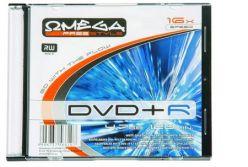 DVD+R Omega 4.7 GB 120 min 16x in SlimCase