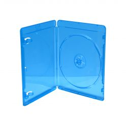 CUSTODIA BLU RAY SINGOLA 11mm BLU Mediarange BOX38