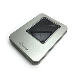 CUSTODIA CHIAVETTE USB  PENDRIVE ALLUMINIO BOX901