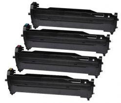 Toner compatibile C3300D-BK NERO OKI C3300 C3400 C3450 C3520 C3600 MC350 MC360