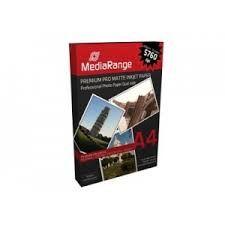Carta fotografica mediarange Dual-side opaco 200g A4 mrink102