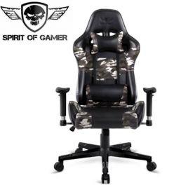 GAMING SEDIE SPIRIT OF GAMER - ARMY EDITION