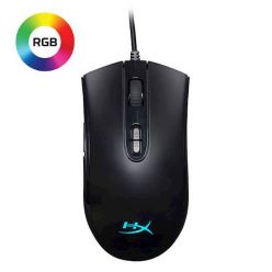 MOUSE HyperX PULSEFIRE CORE RGB GAMING 6200 DPI HX-MC004B