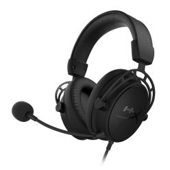 CUFFIE KINGSTON HYPERX CLOUD ALPHA S PRO GAMING NERE