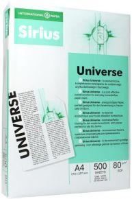 CARTA PER FOTOCOPIE SIRIUS UNIVERSE A4 80G