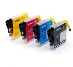 Cartuccia compatibile LC985BK Nero stampante Brother DCP J125 J315W J515W MFC J220 J265W J410 J415W LC985