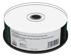 CD-R 90min STAMPABILI INKJET FULL PRINTABLE 800MB MR242