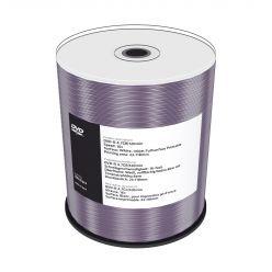 DVD+R STAMPABILI INKJET FULLFACE 16X 4.7GB CAMPANA 100PZ MR414