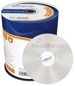DVD+R 16X 4.7GB CAMPANA 100PZ MR443