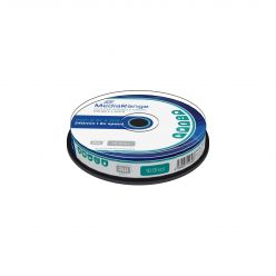 DVD+R DL 8.5GB DOUBLE LAYER 10PZ MR466