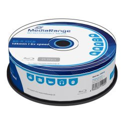 BLU RAY 25GB 6X HTL CAMPANA 25PZ MR514