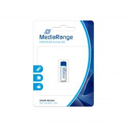MediaRange Batterie Alcaline PILA A27 6LR27 12v Pack 1 pz
