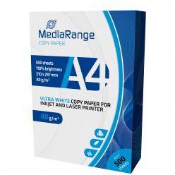 MediaRange CARTA PER FOTOCOPIE A4 80g 500 Fogli MRINK110