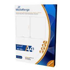 INSERTO PER BOX DVD Slim 7MM MRINK122 50PZ