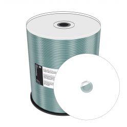 CD-R STAMPABILI PROFESSIONALI FULLFACE INKJET PRINTABLE 52x 700 MB CAMPANA 100PZ MRPL501