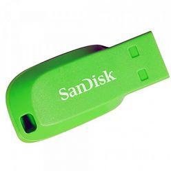 SANDISK CHIAVETTA USB 64GB CRUZER BLADE SDCZ50C-064G-B35GE