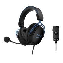 HyperX CUFFIE Cloud Alpha S Pro Gaming BLU- HX-HSCAS-BL/WW