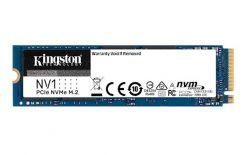 SSD KINGSTON M.2 PCIe NVMe 500GB NV1, 2100/1700 MB/s, SINGLE-SIDED