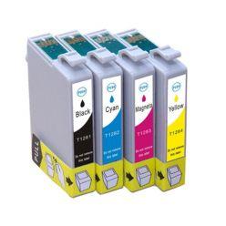Cartuccia compatibile T1283 Magenta stampante Epson BX305F BX305FW BX305FW Plus Stylus S22 SX125 SX230 SX235W SX420W SX425W SX430W SX435W SX440W SX445W