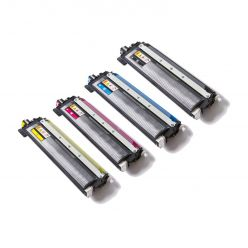 Toner compatibile TN241 TN245 TN241Y TN245Y GIALLO Brother DCP-9020CDW HL-3140CW 3150CDW 3170CDW MFC-9140CDN 9330CDW 9340CDW