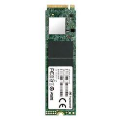 SSD Transcend M.2 PCIe NVMe 256GB 2280 1800/1500MB/s 3D TLC TS256GMTE110S