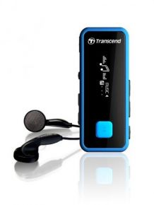 MP3 PLAYER 8GB TRANSCEND TS8GMP350B