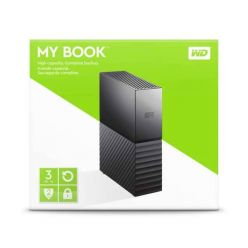 HDD WD ESTERNO 3TB My Book USB3.0